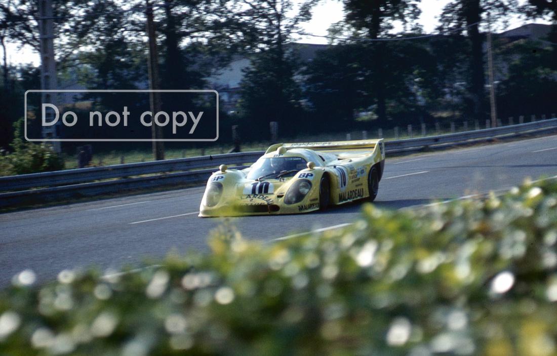 KREMER PORSCHE 917 LE MANS 1981 FLAT OUT