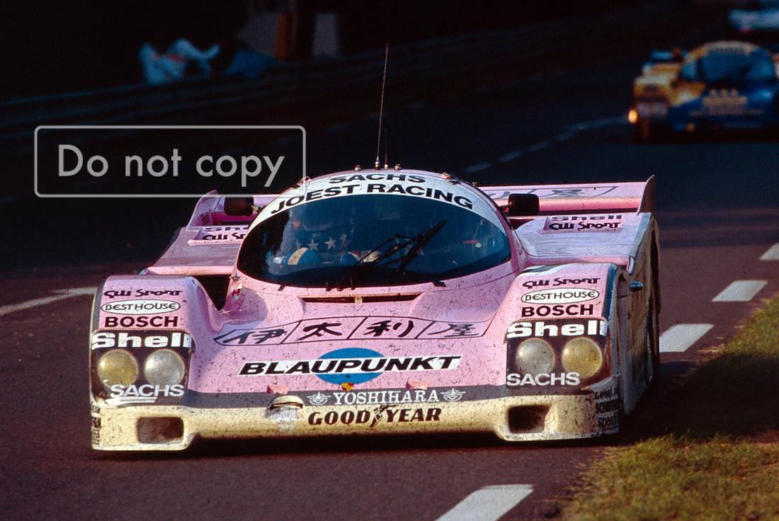 Porsche #9a